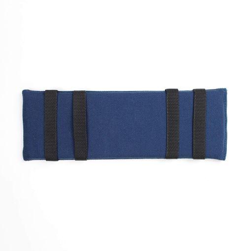 Buzzidil | Gurtband-Polsterung für Hüftgurt | dunkelblau