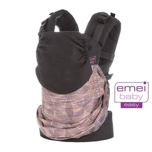 easy emeibaby | Baali Degrate Purple