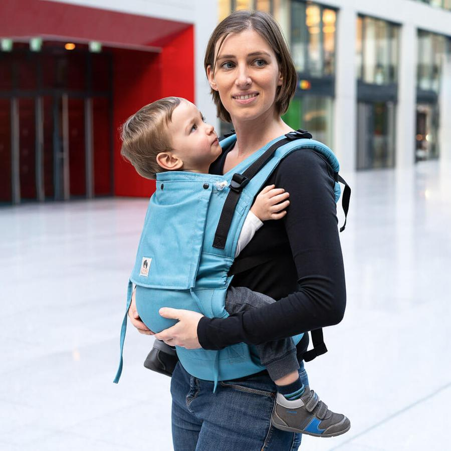 LIMAS Flex Baby Carrier Ocean