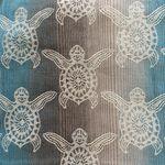 BuzziTai Hildegard Under the Sea Buzzidil Babytrage Mei Tai Stoff 2