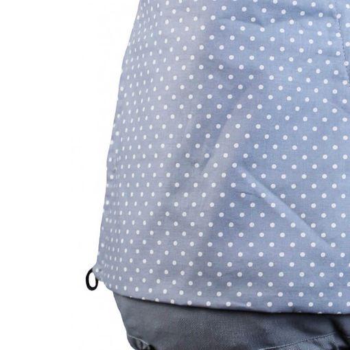 Buzzidil | Babytrage | White Dots