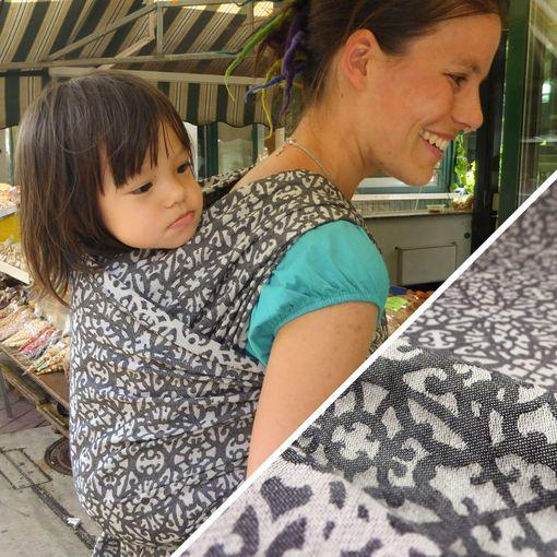 Buzzidil Wrap it! | Marokko | Tagetuch & Sling
