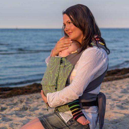 Fräulein Hübsch | Mei Tai | Seaweed Alchemilla SGT